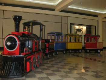 Wattman Trackless Train For Sale