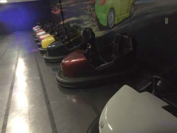 Bumper Cars, Majestic For Sale