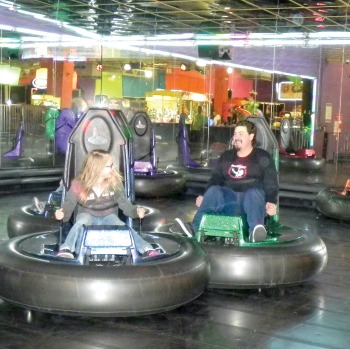 RDC Bumper Cars For Sale, 10 Cars