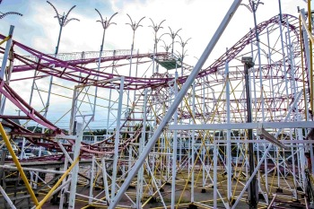Galaxi Roller Coaster, SDC, For Sale
