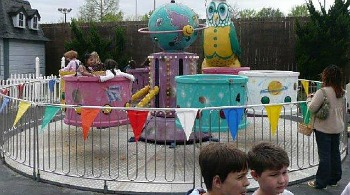 Sartori Drum Circus Children's Ride