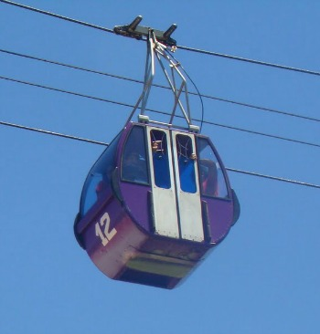 Cable Cars System For Sale, Stations Included