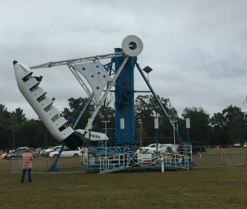 Chance Space Shuttle Amusement Ride For Sale