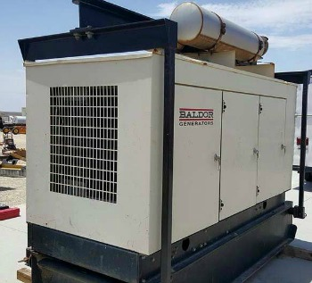 Baldor Generator For Sale