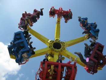 Extreme, Spectacular Amusement Ride For Sale