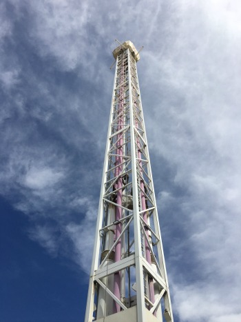 Turbo Drop Tower, S&S, For Sale