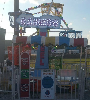 Children's Ferris Wheel For Sale