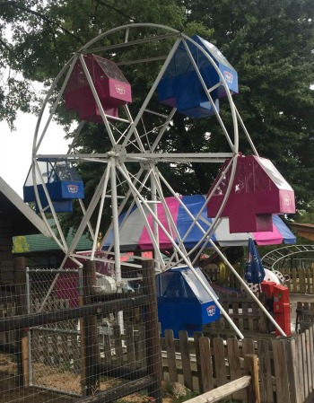 Sampson Children's Ferris Wheel For Sale, Park Model