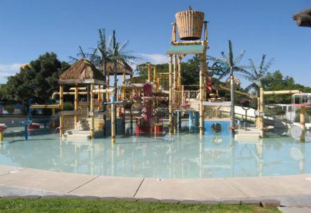 Water Play Structure