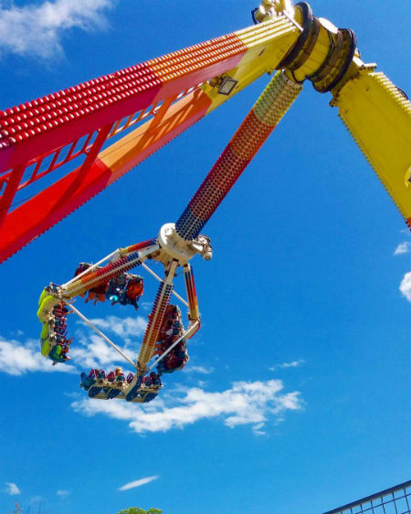 Extreme Spectacular Ride